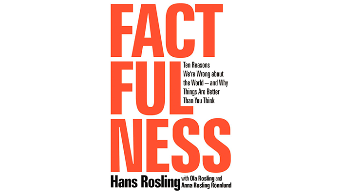 12 Lessons I learned from Factfulness by Hans Rosling (Book Summary)