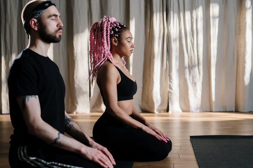 fasting-and-meditation